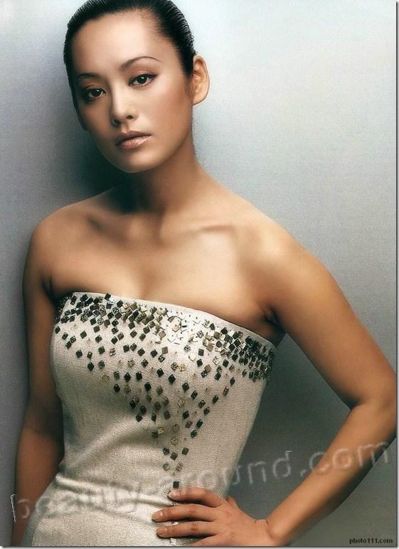 Нин Джин / Ning Jing красивая китайская актриса фото
