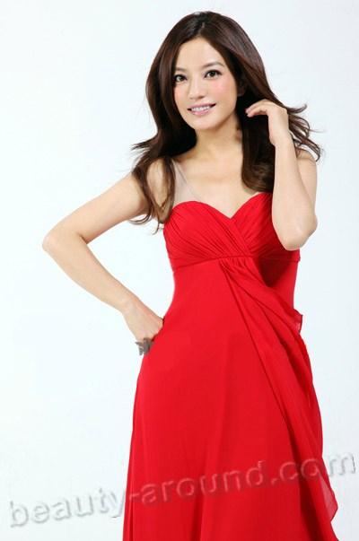 Чжао Вей / Zhao Wei красивая китайская актриса и поп-певица фото