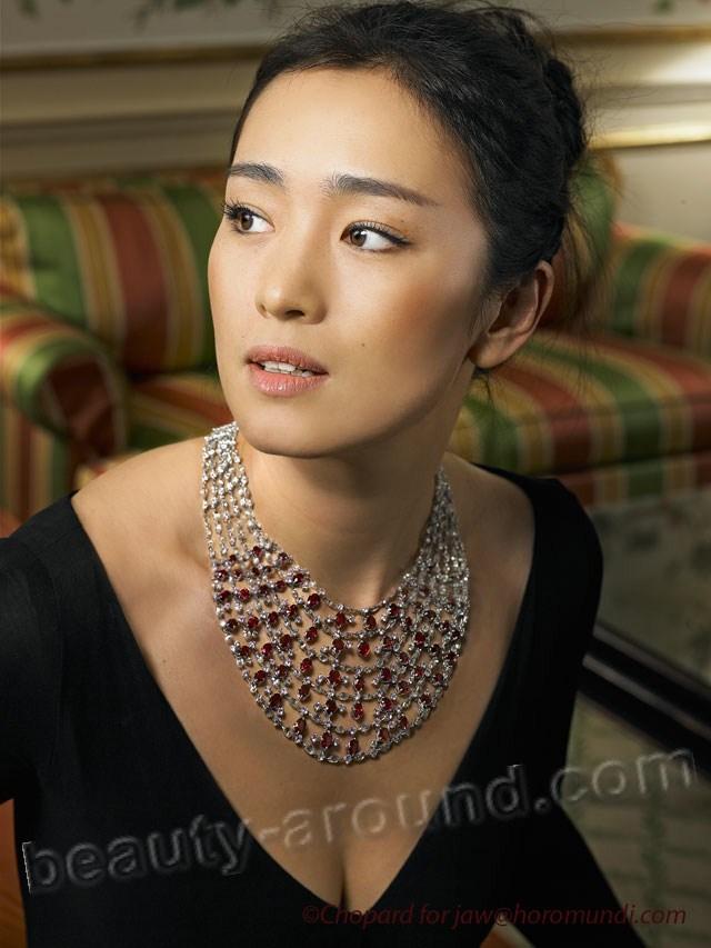 Гун Ли / Gong Lee красивая китайская актриса