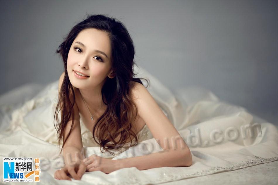 Ли Ман / Li Man красивая китайская актриса