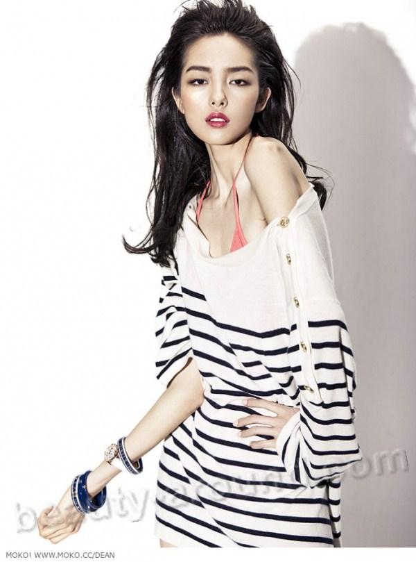 Сун Фей Фей / Sun Fei Fei  китайская топ-модель