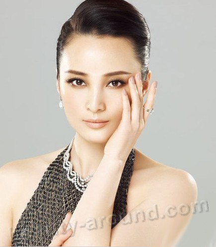 Jiang Qinqin most beautiful chinese women photos