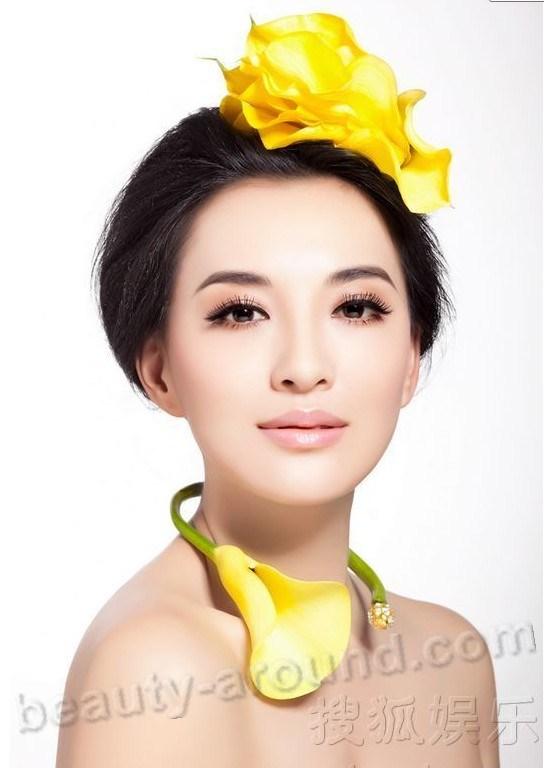 Моника Мо / Monica Mo самые красивые китаянки фото