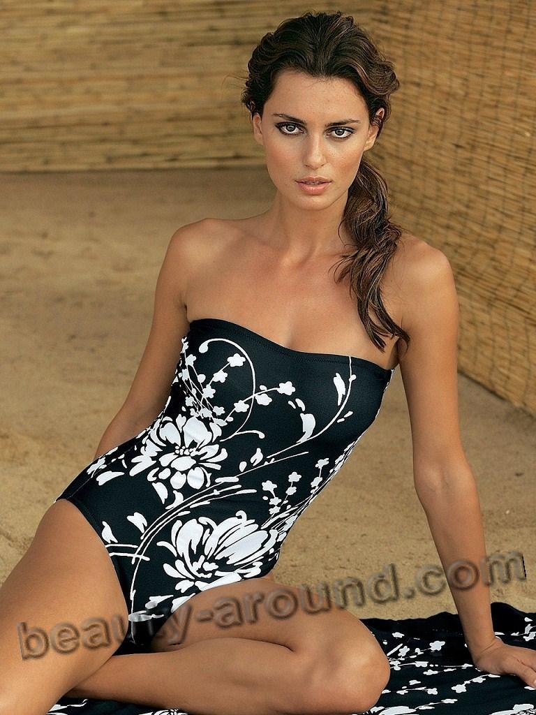 Катринель Менгия / Catrinel Menghia румынская модель, фото, реклама нижнего белья