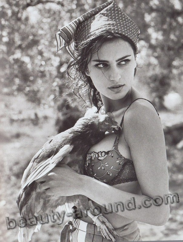 Катринель Менгия / Catrinel Menghia румынская модель, фото