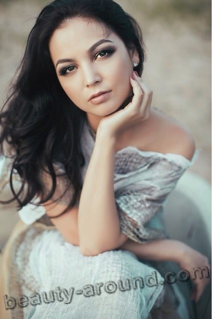 Asel Sagatova hottest Kazakh actress photo