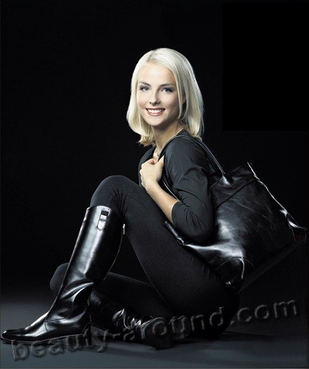 Kiira Korpi Most Beautiful Finnish Sportswomen