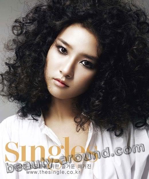 Ким Со Ын в рекламе фото