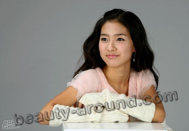 Ким Со Ын красивая кореянка фото