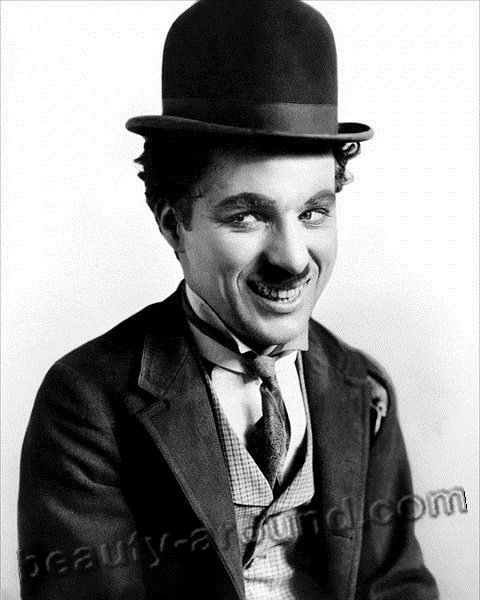 Charles Spencer Charlie Chaplin best world comedian
