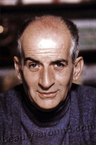 Louis de Funès best french comedian