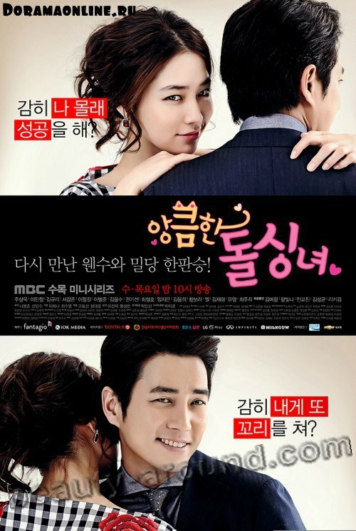 Top Best Korean Dramas -  Cunning Single Lady