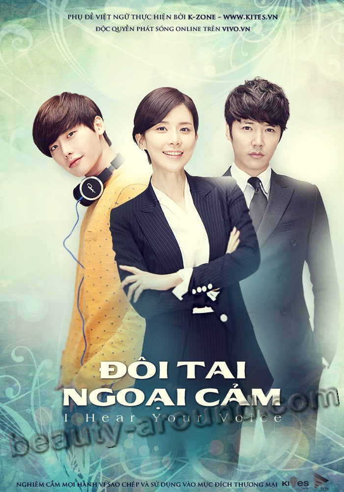 Best Korean Dramas -  I Hear Your Voice