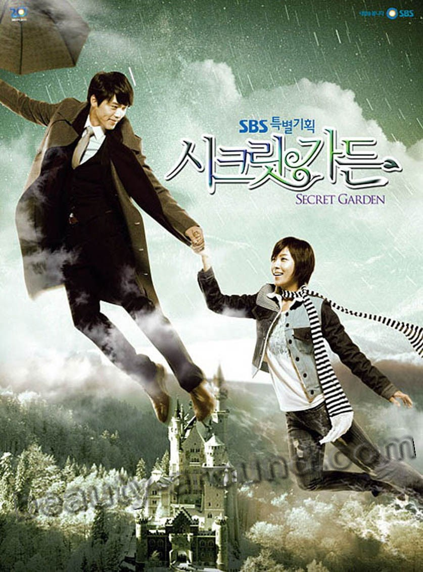 Best Korean Dramas - Secret Garden