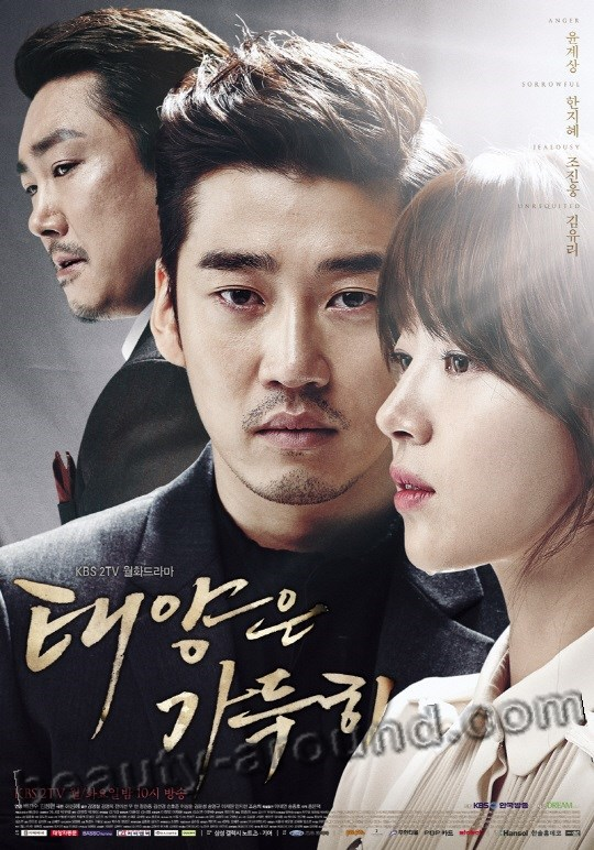 Best Korean Dramas -  The Full Sun (2014)