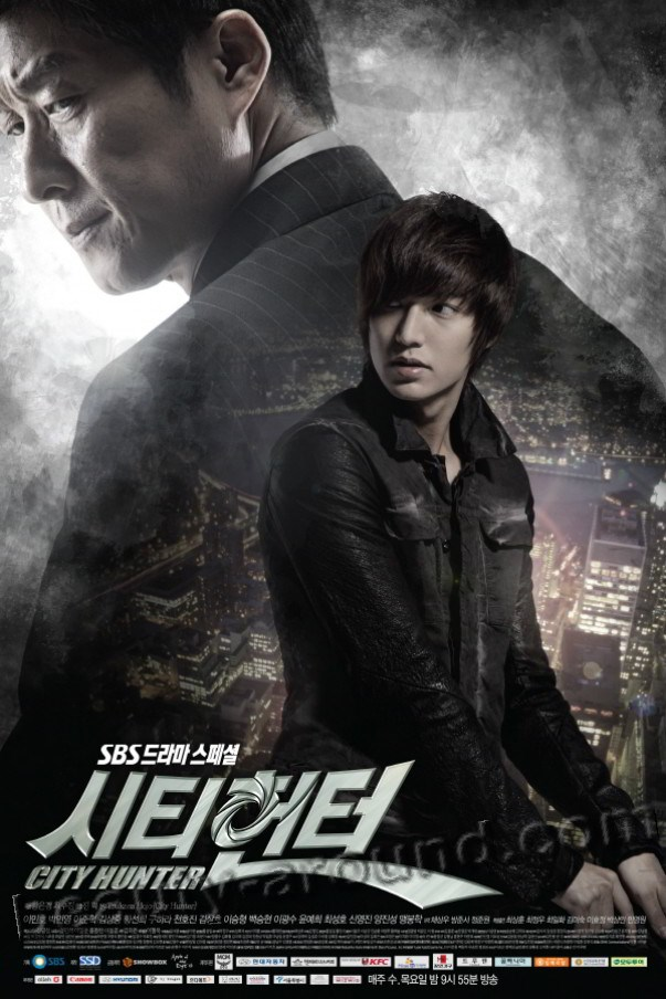 Best Korean Dramas - City Hunter
