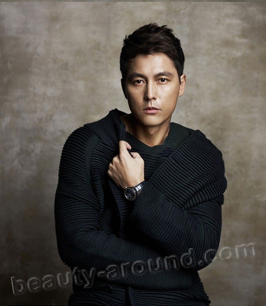 Jung Woo Sung South Korean actor pictures