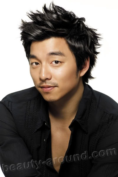Gong Yoo South Korean actor photo
