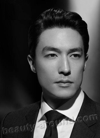 Daniel Henney american actor with Korean roots