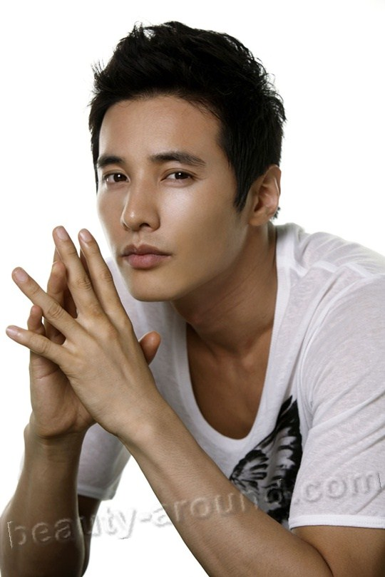 Won Bin sexy pictures and photos of korean actors