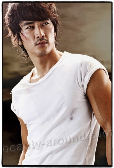 Most Handsome Men Song Seung Hun pictures