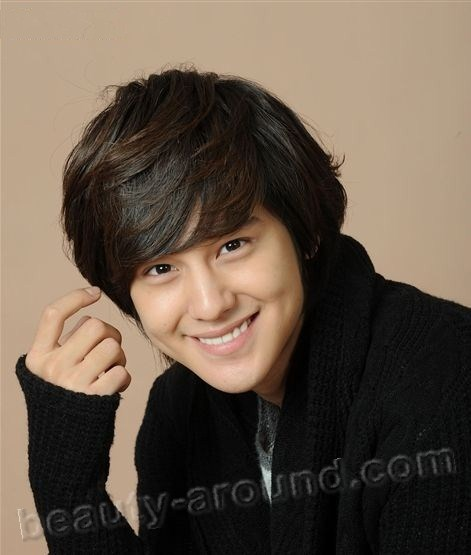 Kim Bum Popular Korean Actors photo