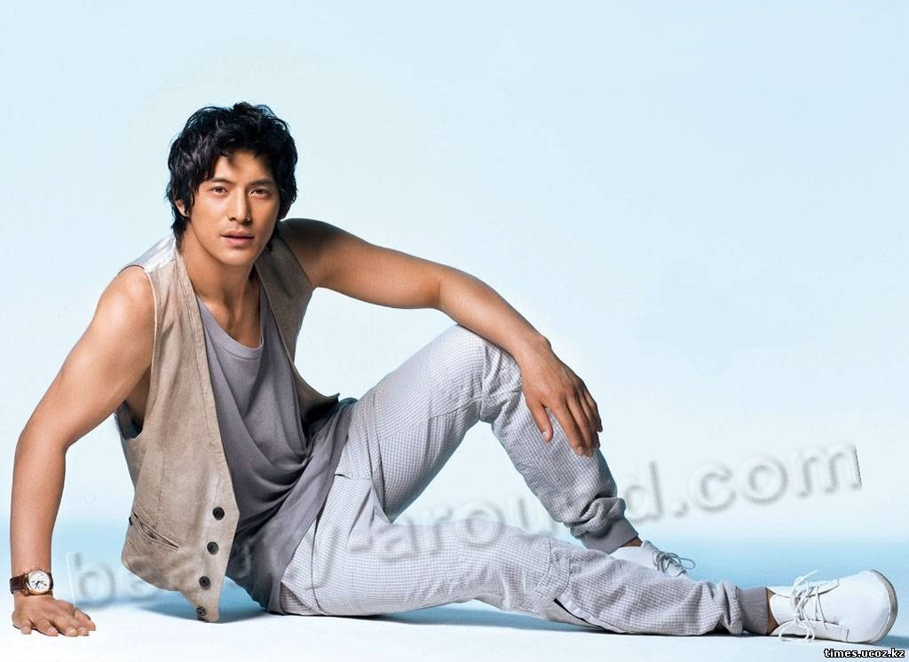 O Ji-ho sexy korean actor photo