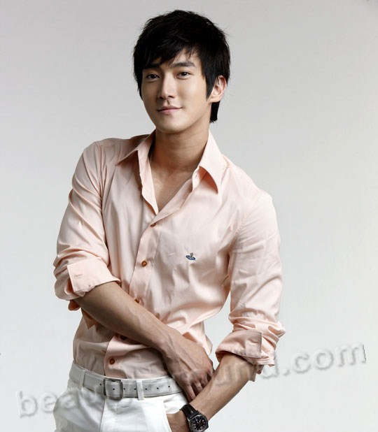 Siwon Handsome Korean Drama Actors photo
