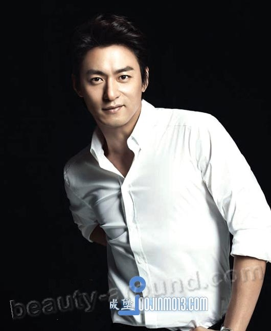 Handsome Korean Guy Joo Jin-mo photo
