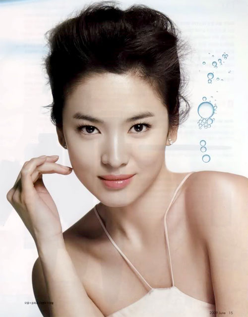Song Hye Kyo South Korean sexy actress photo
