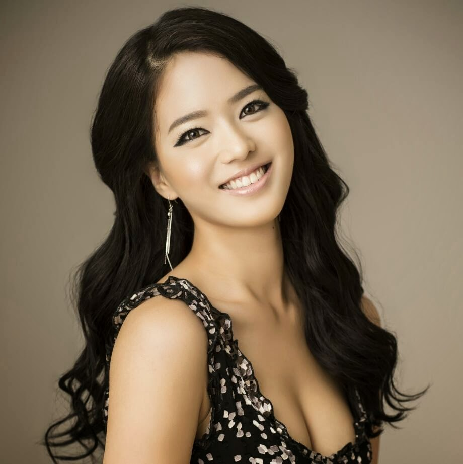 Ji Eun Han miss korea international-2013 photo