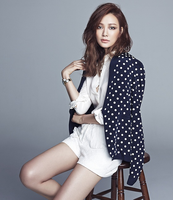Son Tae-young Miss Korea photo