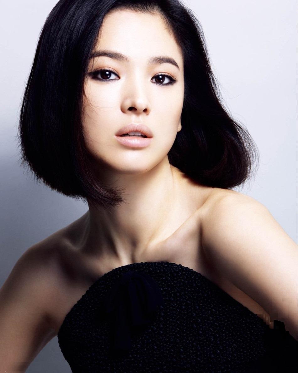 Сон Хе Гё самая красивая кореянка фото