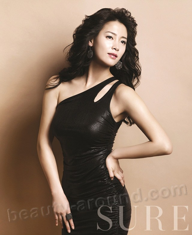 Top of the most beautiful Korean women