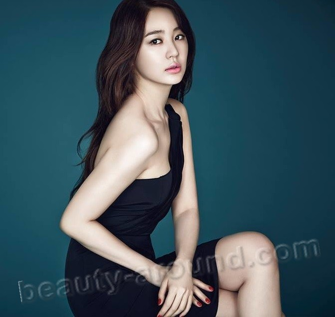 Yoon Eun Hye Korean beautiful female model photo