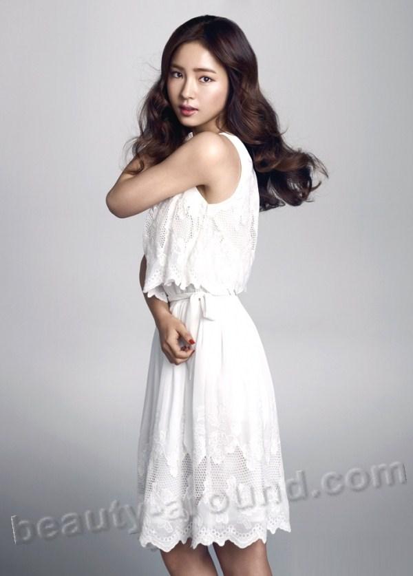Син Се Гён красивая корейская актриса и модель фото