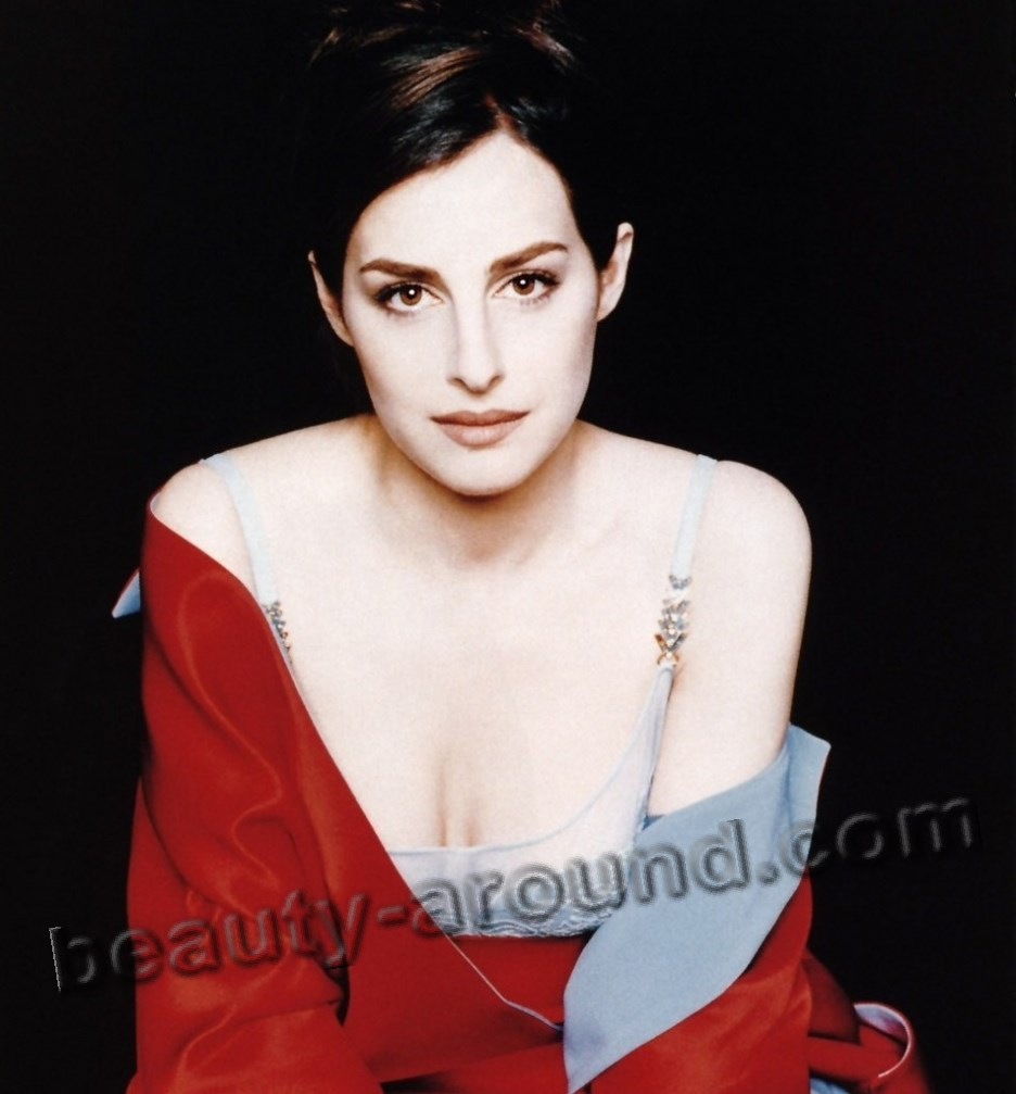 Amira Casar French actress of Kurdish photo