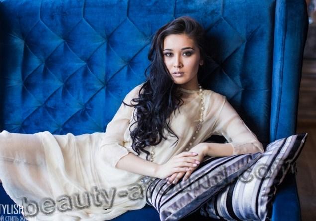 Рахат Божокоева красивая кыргызская актриса фото