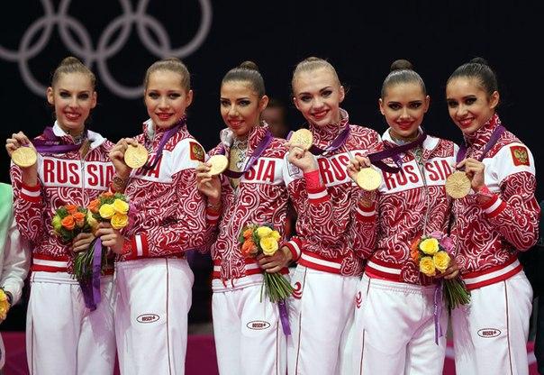 Олимпийские чемпионки лондона 2012