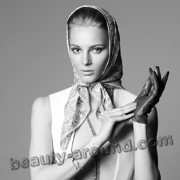 Ieva Laguna beautiful Latvian girl picture