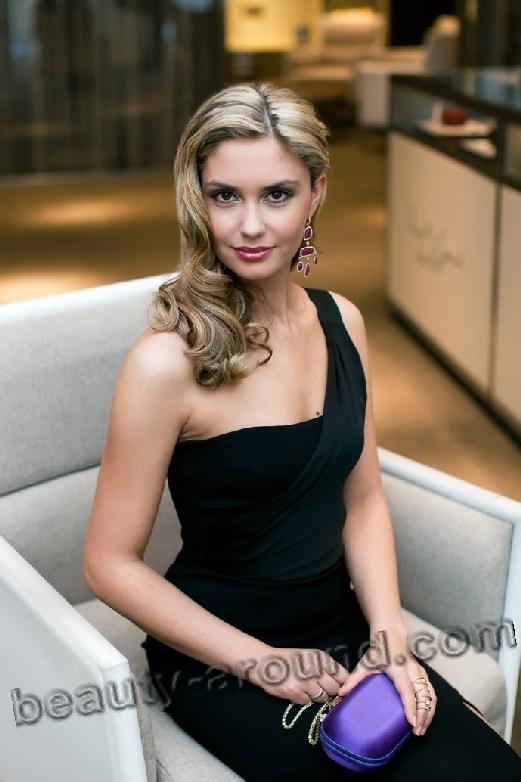 Agata Muceniece sexy Latvian actress photo