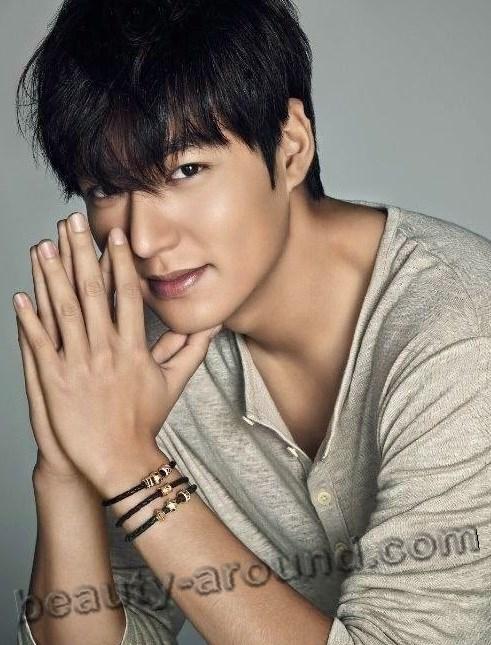 Ли Мин Хо романтичное фото