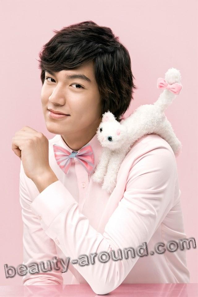 Самый красивый корейский актёр Ли Мин Хо фото