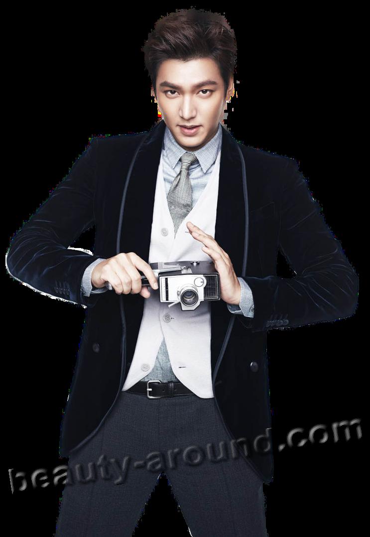 Ли Мин Хо в пиджаке фото