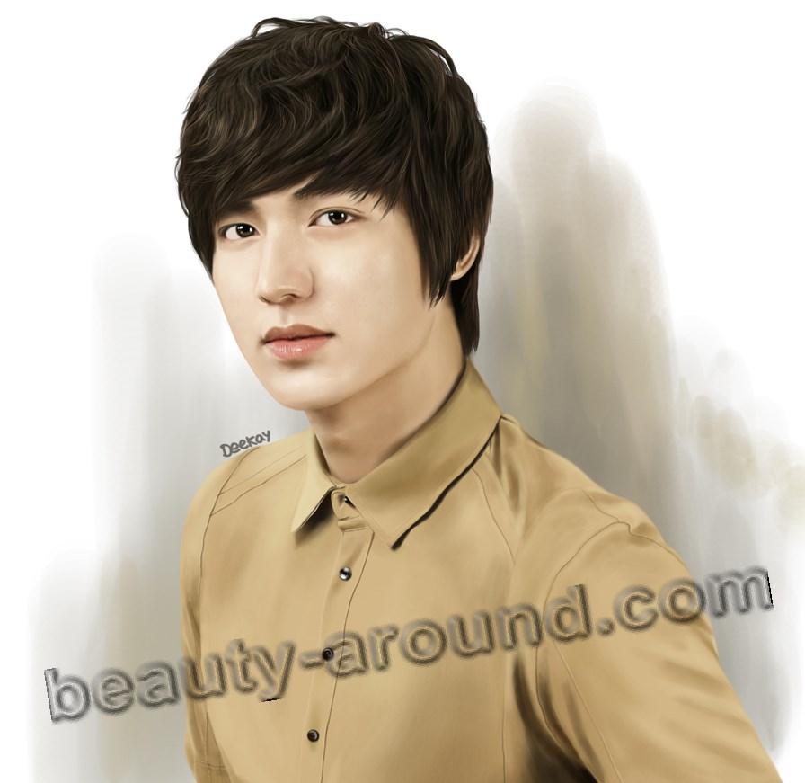 Портрет Ли Мин Хо фото