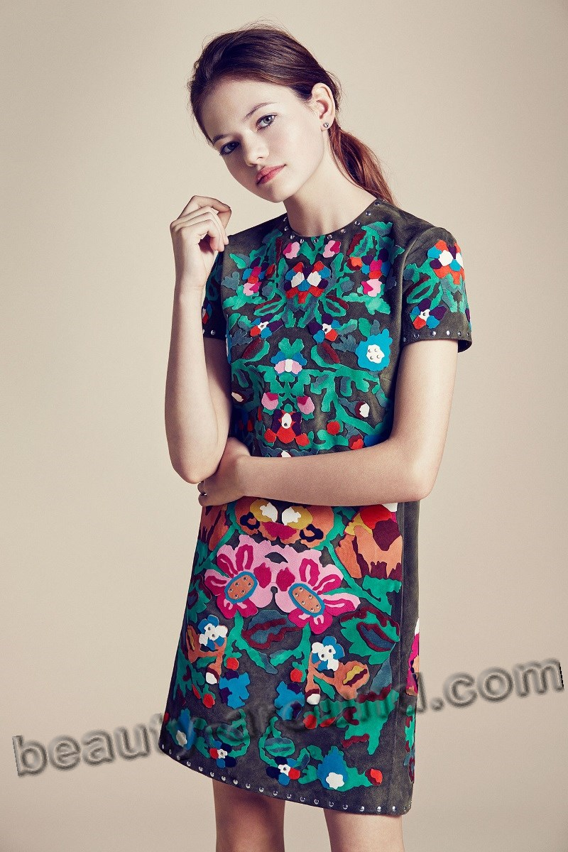 Mackenzie Foy young actress photo