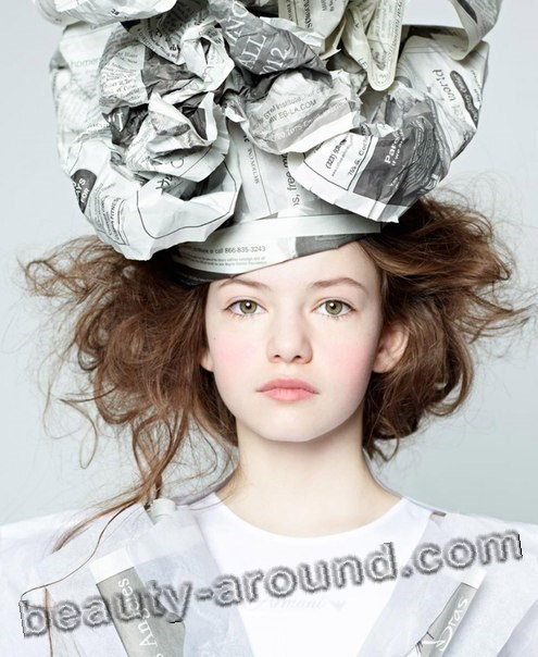 Mackenzie Foy model Photo