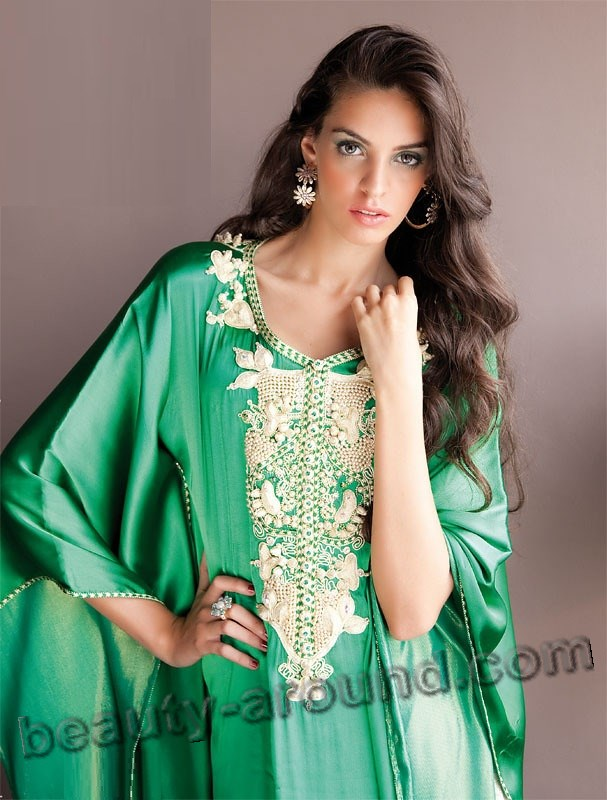 Sofia Jamal is a Moroccan model photo