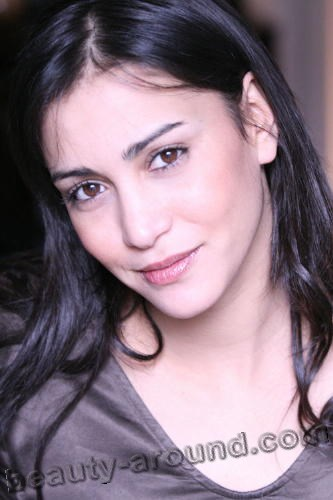 Morjana Alaoui is a Moroccan/American actress picture
