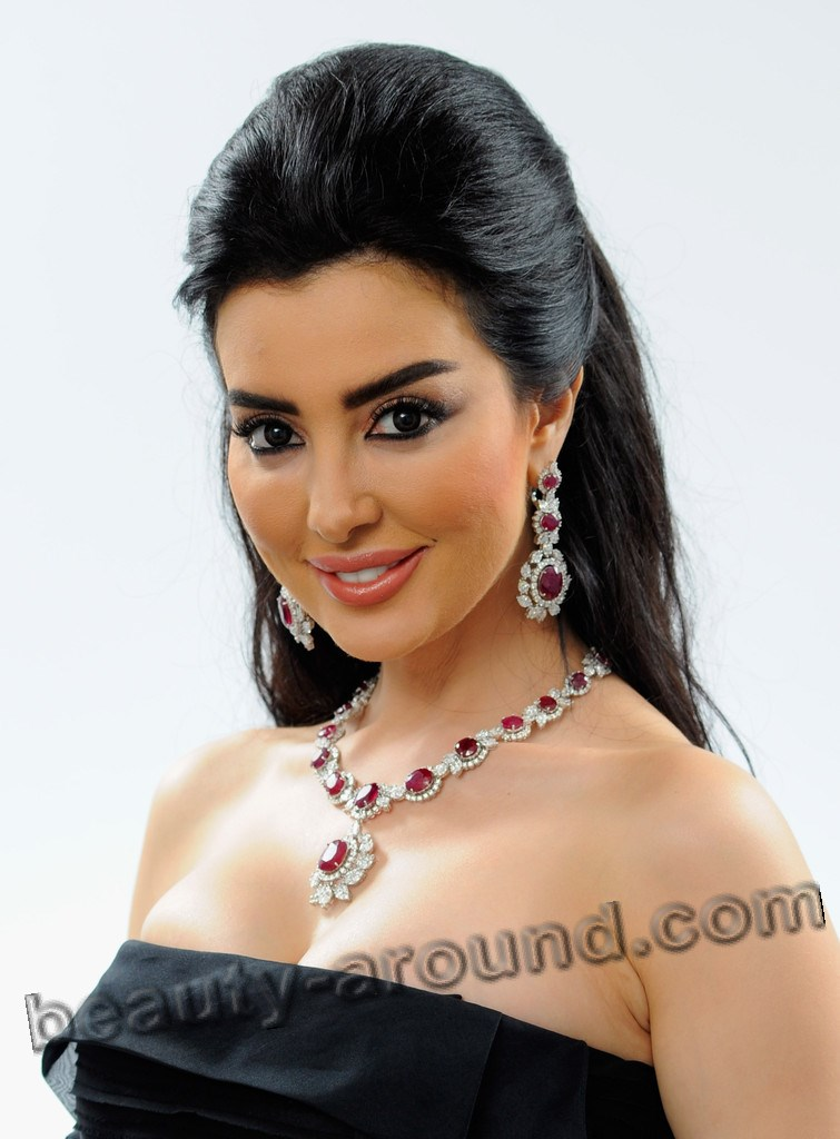 Mayssa Maghrebi most beautiful Moroccan actress photo